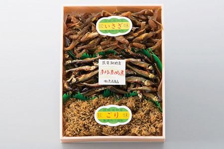 【T-461】魚清商店 湖魚佃煮詰合せ