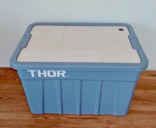 010h09-1 BOX用テーブルトップ(THOR用/撥水・塗装有)