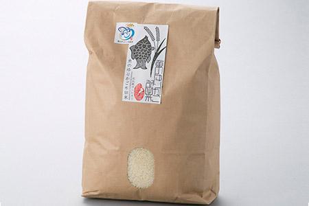 A14 環境こだわり米 魚のゆりかご水田米「コシヒカリ」〔髙島屋選定品〕