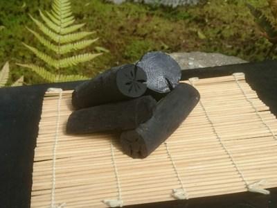 丹波の黒炭(約4kg)