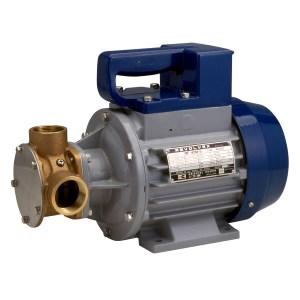 海水用モーターポンプ MF-40MS ラバレックスポンプ 口径40ミリ 三相200V [0302]