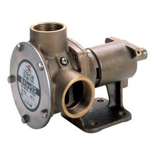 海水用単体ポンプ MF-40S ラバレックスポンプ 口径40ミリ [0303]