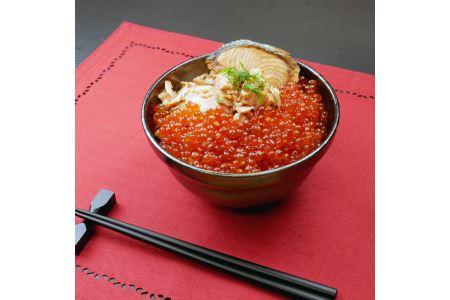 オホーツク親子セット(新巻き鮭2kg・塩いくら130g)◆