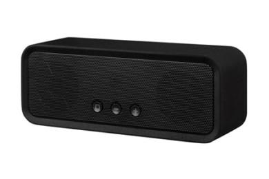 [№5811-0023]Bluetooth搭載ポータブルスピーカー「MXSP-BT03JBK」ブラック