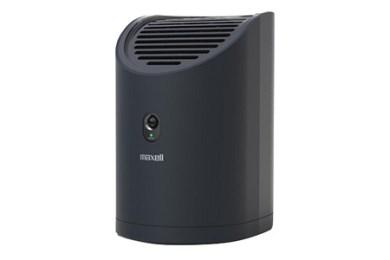 [№5811-0038]低濃度オゾン除菌消臭器、オゾネオプラス「MXAP-APL250BK」ブラック