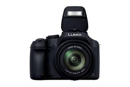 Panasonic  デジタルカメラ LUMIX  コンパクトカメラ  DC-FZ85-K