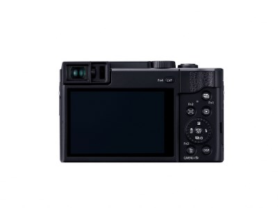 Panasonic  デジタルカメラ LUMIX DC-TZ95-K 高精細ファインダー&180度チルト対応タッチパネルモニター搭載。 光学30倍ズーム 高倍率コンパクトカメラ
