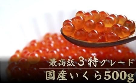 B119 国産味付いくら500g