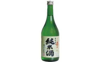 純米酒 清酒 大楠公 720ml