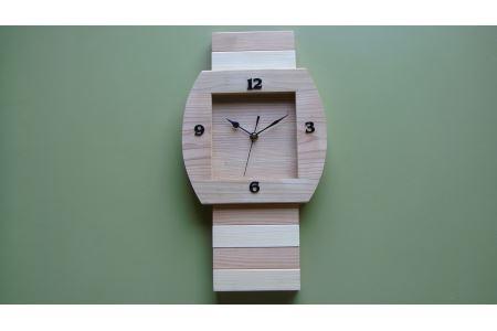 腕時計形掛時計