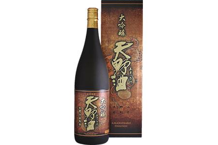 天野酒 大吟醸 1.8L