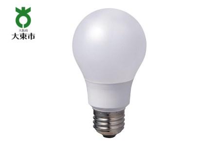 【5個セット】LED電球60W形(電球色)