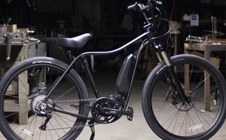 【電動アシスト自転車】TOYO FRAME E-BIKE AEC