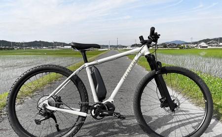 【電動アシスト自転車】TOYO FRAME E-MTB AEB-FMC