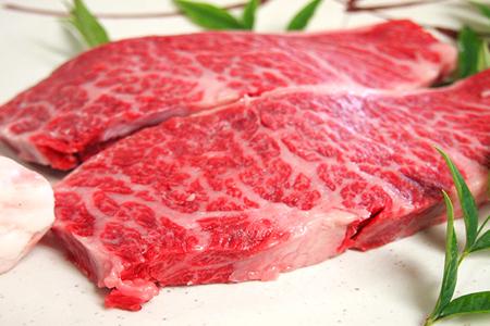 95.【(株)和】特選国産牛サーロインステーキのセット