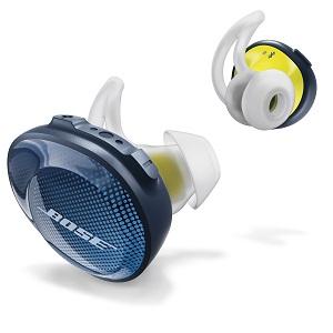 ボーズ Bose SoundSport Free wireless headphones(ミッドナイトブルー)