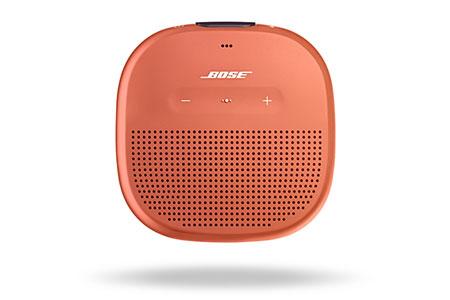 G-15 ボーズ Bose® SoundLink Micro Bluetooth® speaker(ブライトオレンジ )
