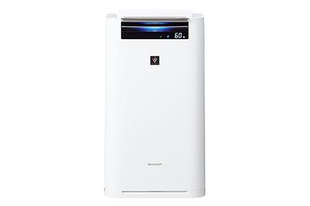K04加湿空気清浄機ホワイト系