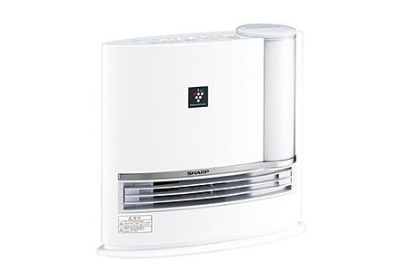 加湿セラミックファンヒーター HX-G120-W(ホワイト系)