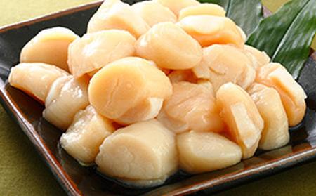 【枝幸ほたて】枝幸漁協 冷凍ほたて貝柱1kg(3S)