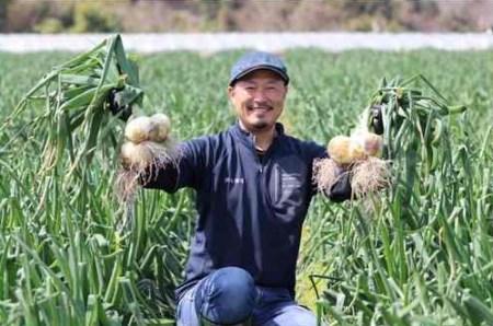 GK01:淡路島 洲本農園の「洲錦(しまにしき)」 たまねぎ 5kg