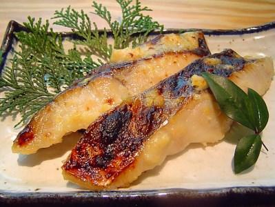 B004*鰆(サワラ)の味噌漬け