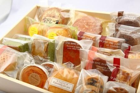 I-01◇郷里淡路島・フレーズ洋菓子店の焼き菓子セット