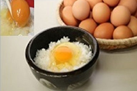 A-36 金田さんちの茜卵5kg(80~90個)