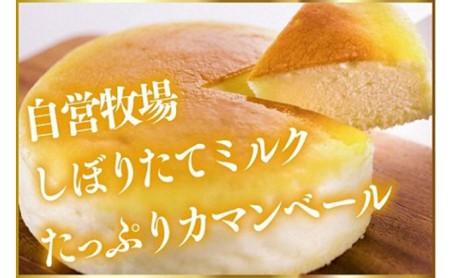 ジャージー牧場らいらっくチーズケーキ【配送不可:離島】
