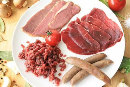 B-63  高たんぱく・低カロリー!鹿肉バラエティセット ※レシピ付
