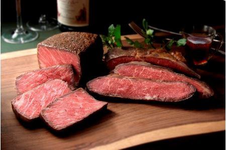 142 国産牛ローストビーフセット(サーロイン&もも肉)