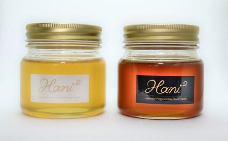 [№5753-1116]Hani2の蜂蜜2本入り