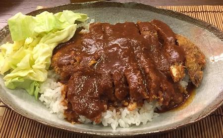 志方牛かつめし 4食セット(かつめしのタレ付)