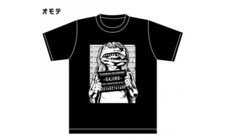 FUK-05 GAJIRO Tシャツ 白