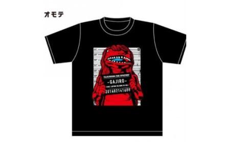FUK-06 GAJIRO Tシャツ 赤