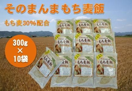 A014 そのまんま【もち麦飯】おためしセット