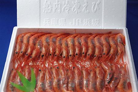 【12-001】お刺身用甘えび500g(Lサイズ30匹前後)