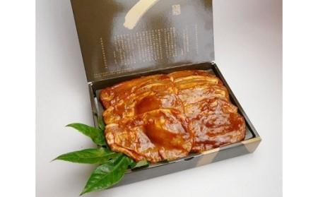 (冷凍)大和ポーク味噌漬け約60g×8枚/ 豚肉 ジューシー 酒の肴 お弁当 奈良県 特産