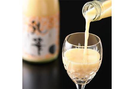 ミルクのお酒 乳華720ml 1本【1080426】