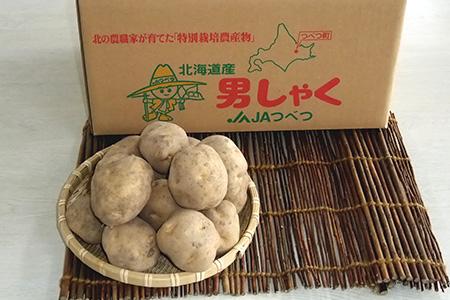 A-7:津別町産特別栽培馬鈴薯20kg[39876]