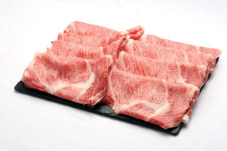 A010-10 :【つべつ和牛】すき焼き肉(肩ロース)300g
