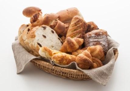 国産小麦おすすめパンいろいろ詰め合わせ