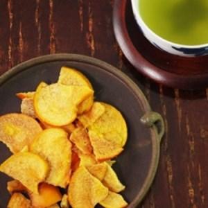 和歌山県産柿を使用したかきちっぷすと寒天干し柿のセット
