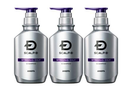 スカルプD 薬用スカルプシャンプー ストロングオイリー [超脂性肌用] 3本セット