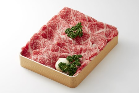 特選国産牛ロースすき焼き肉(500g)