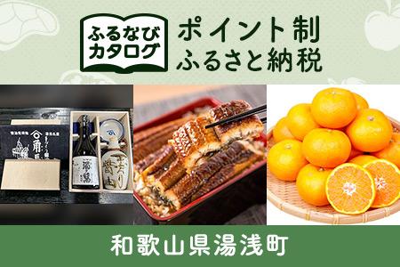 【有効期限なし!後からゆっくり特産品を選べる】和歌山県湯浅町カタログポイント