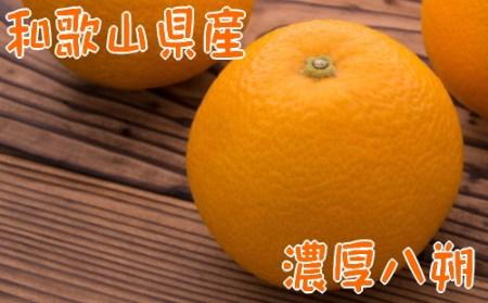 【冬の美味】【農家直送】濃厚八朔(ご家庭用)4kg【北海道・沖縄配送不可】