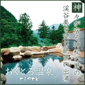 【o-2】おくとろ温泉ふるさと納税特別宿泊プラン(1名様)
