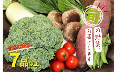 J0015.季節のお野菜セット