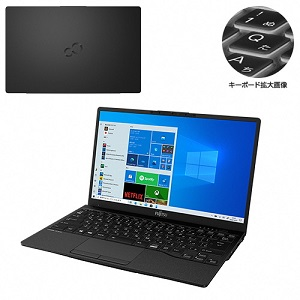 富士通パソコン LIFEBOOK WU2/E3(Core-i5・256GB)